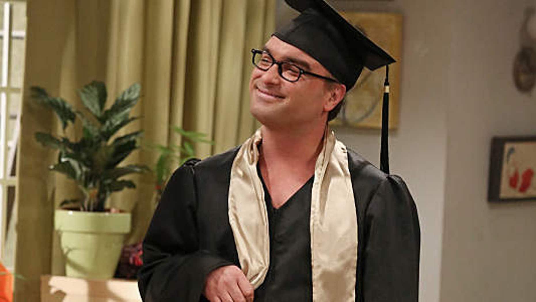 Johnny Galecki plays Leonard on 'The Big Bang Theory' (Neil Jacobs/CBS)