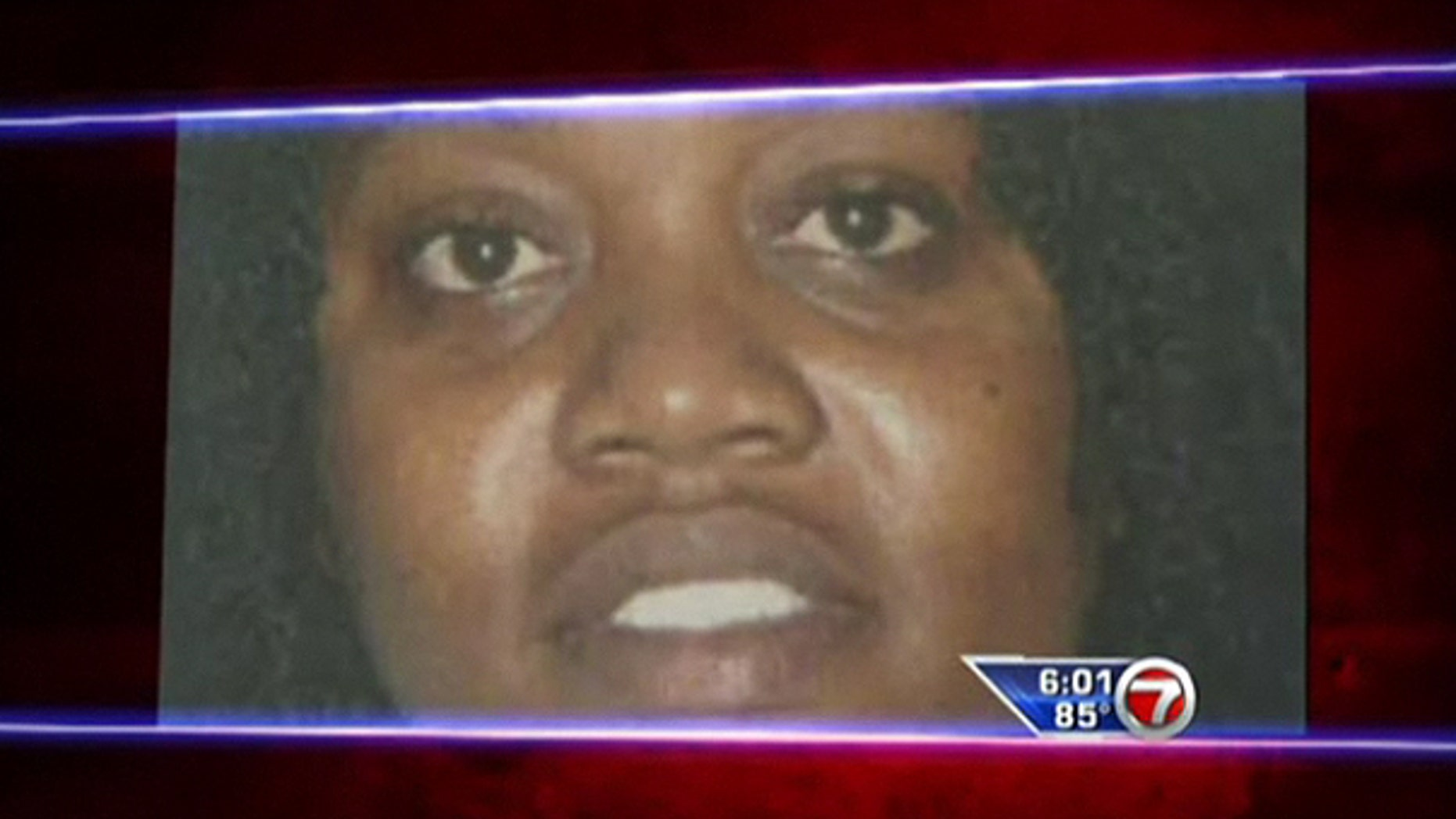 This screengrab from Miami's wsvn.com shows 33-year-old Julia Bennet.