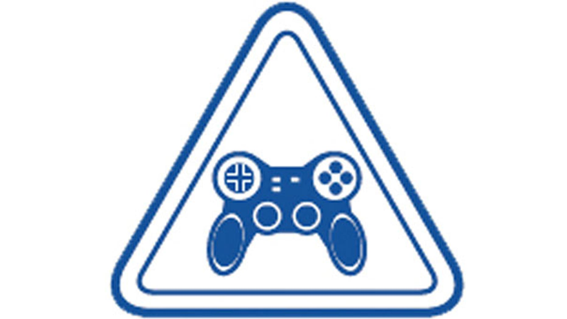 The new video game merit pin being offered to Tiger Cubs, Cub Scouts, and Webelos Scouts.