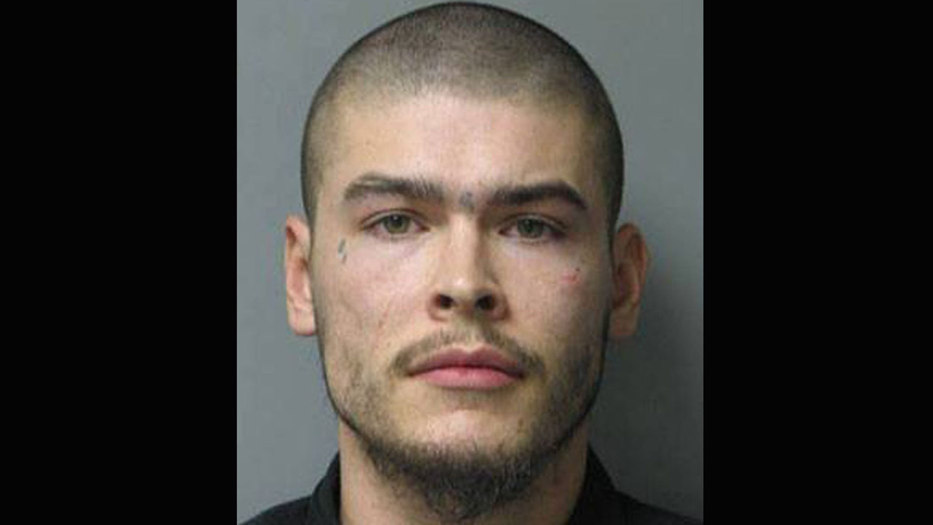 David Watson was captured Wednesday night after nearly a week on the run.