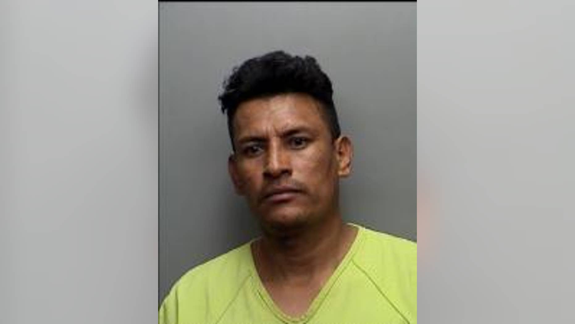 Angel Ramos, an illegal immigrant and MS-13 gang member, is accused of stabbing a woman with a screwdriver and running over her leg.