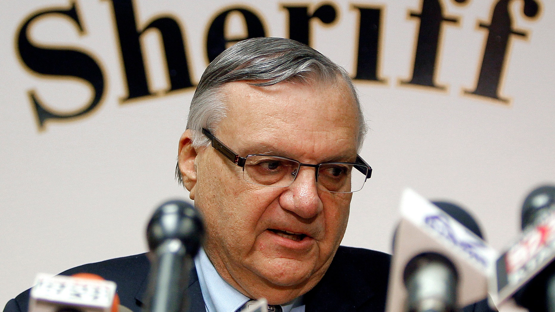 Maricopa County (Ariz.) Sheriff Joe Arpaio