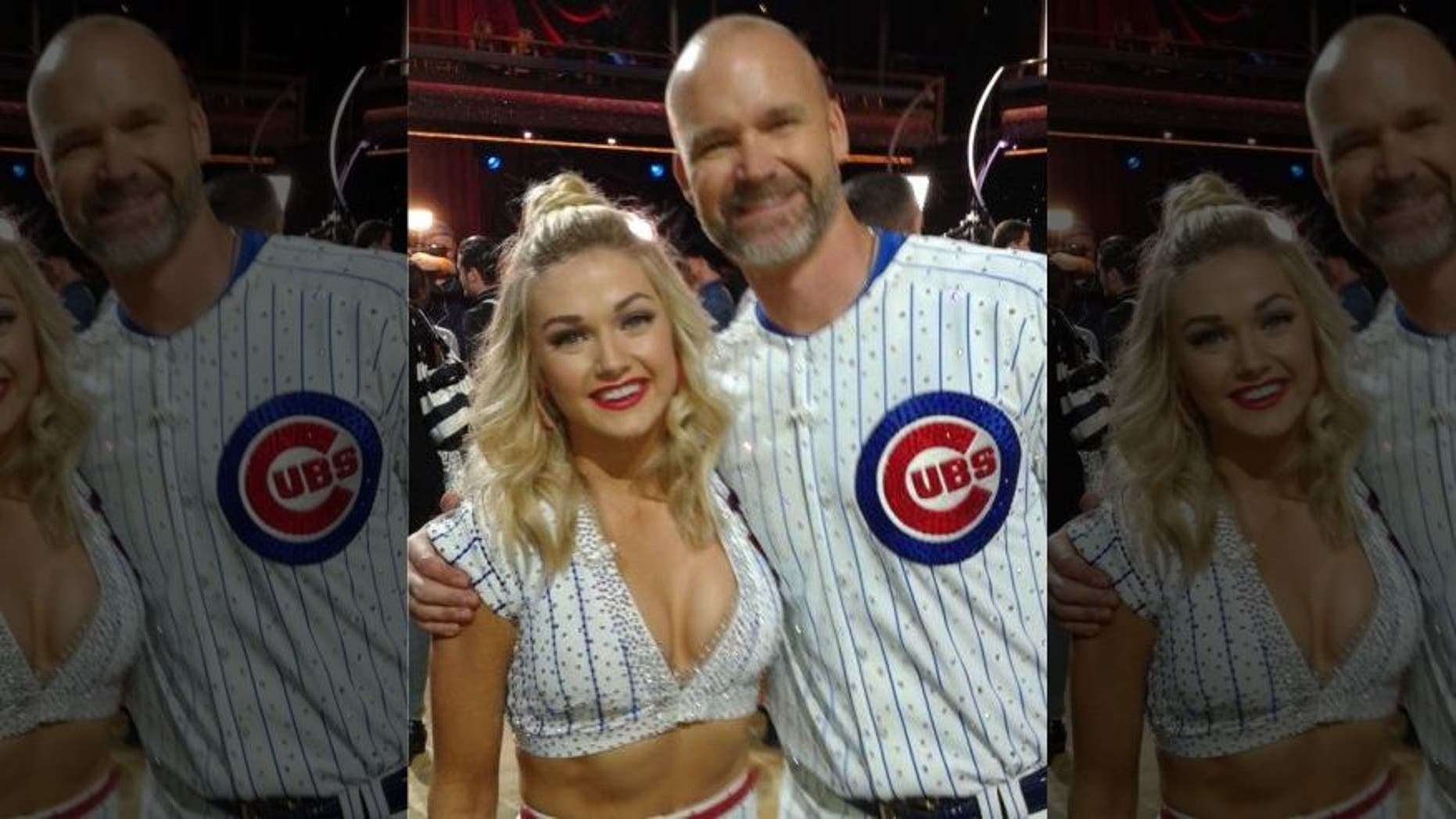 """In one of the funniest moments ever on """"Dancing with the Stars,"""" David Ross' partner Lindsay Arnold farted in his face!"""