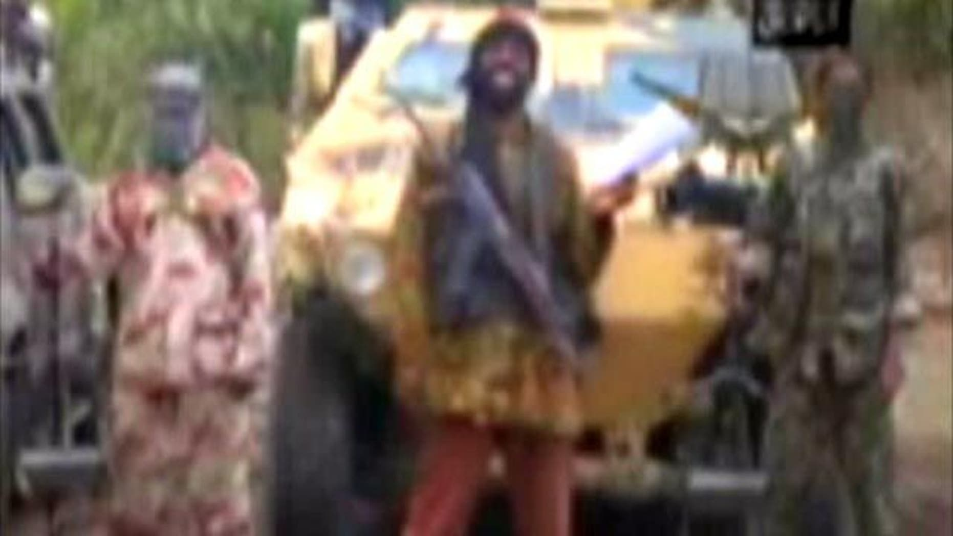 Extremist group Boko Haram raises funds to carry out their attacks by robbing banks and military camps as well as kidnapping for ransom.