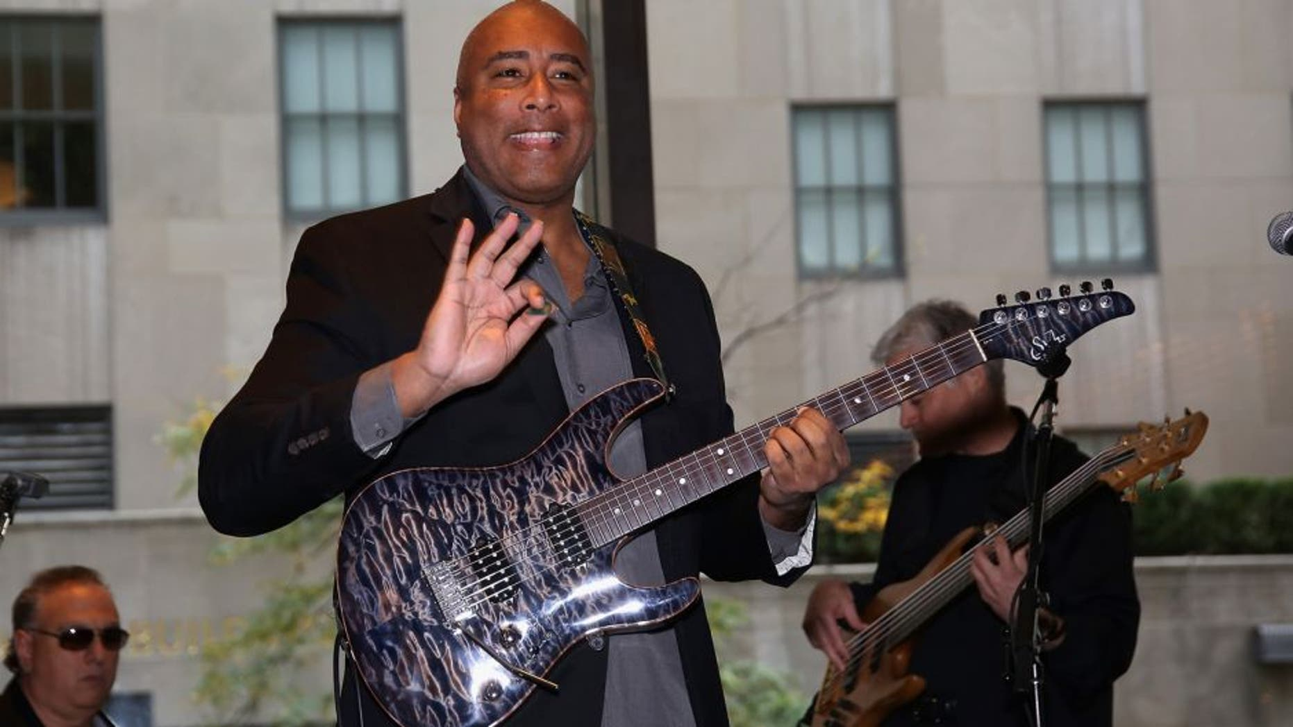 Bernie Williams is singing a different tune these days.