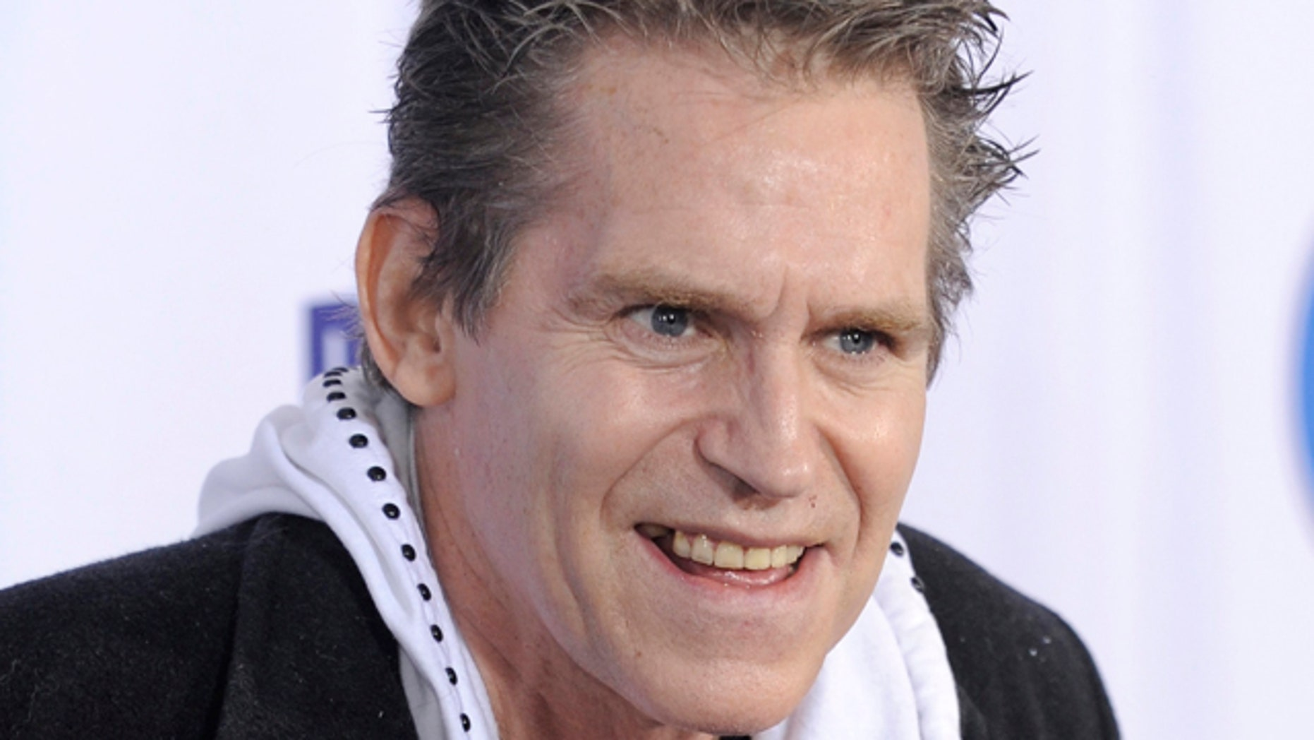 In this Oct. 13, 2009 file photo, Jeff Conaway arrives at the 2009 Fox Reality Channel Really Awards in Los Angeles.