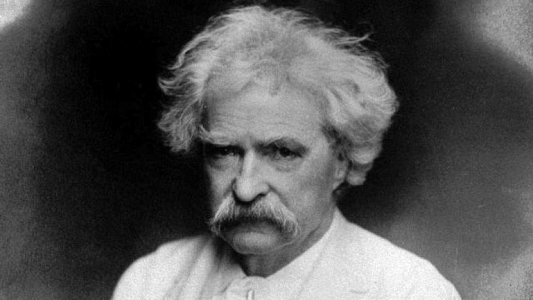 Mark Twain (AP)