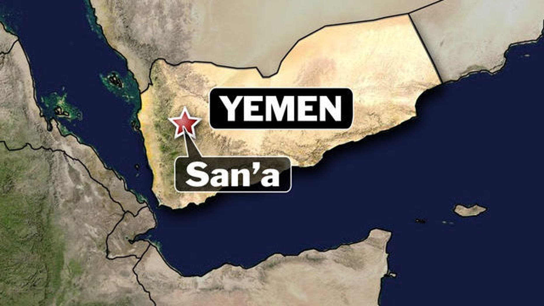 Yemeni officials say tribal gunmen have kidnapped two American tourists and are demanding the release of a jailed tribesman for the pair (AP).