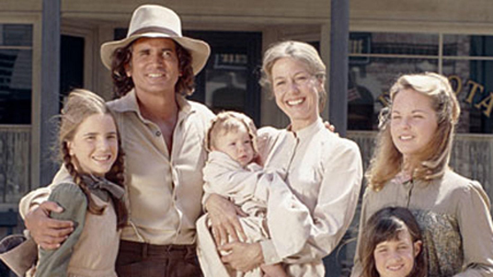 Little House on Prairie, NBC (1974-1983).