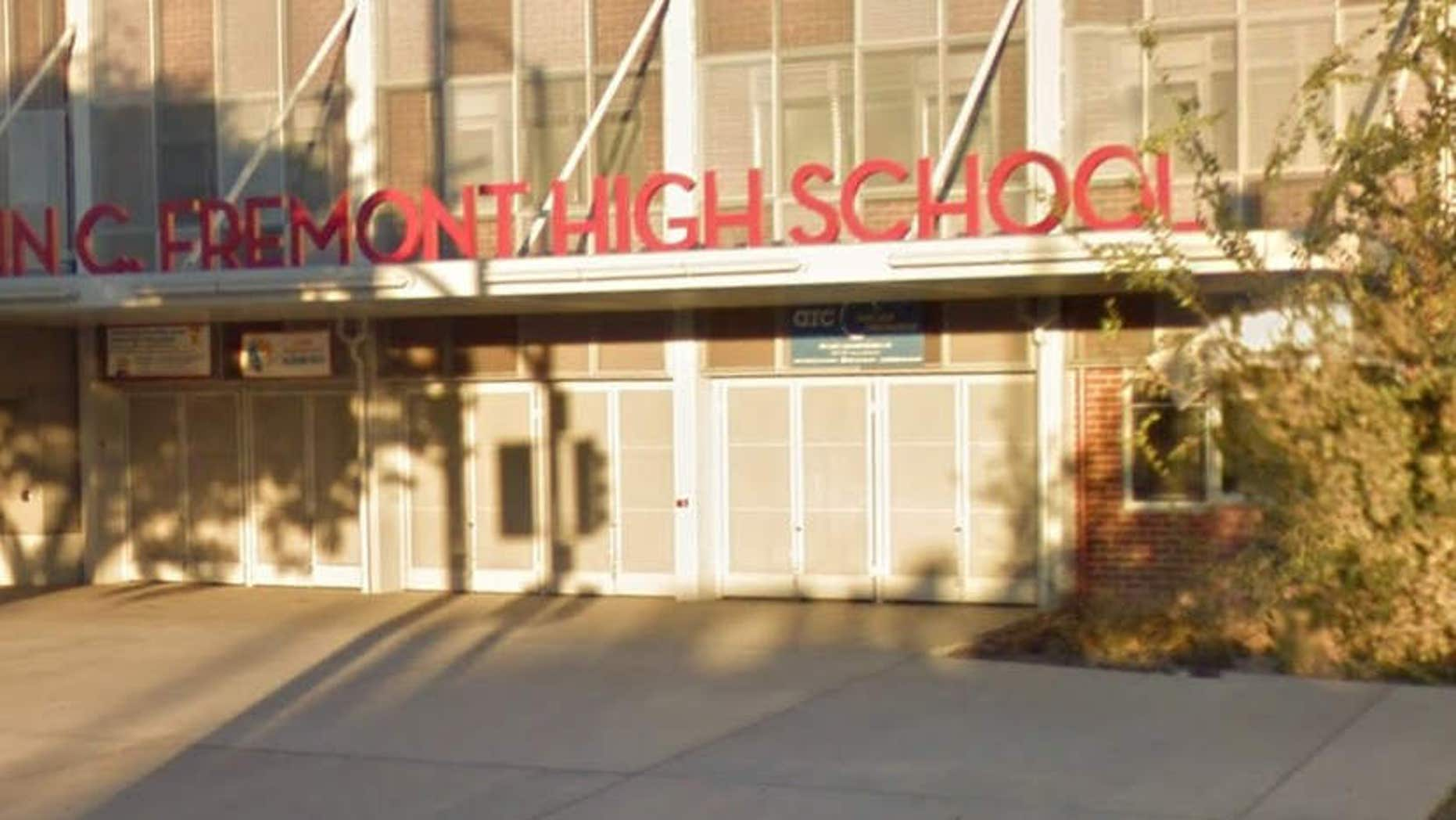 John C. Fremont High School in Los Angeles, Calif.