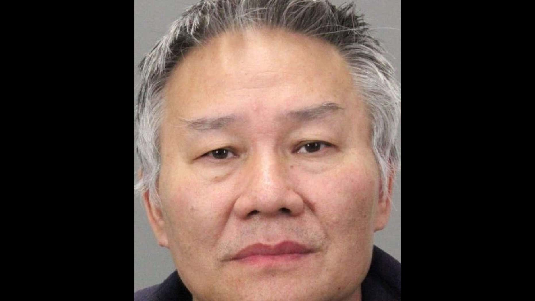 Yue Chen was arrested and charged with attempted murder.