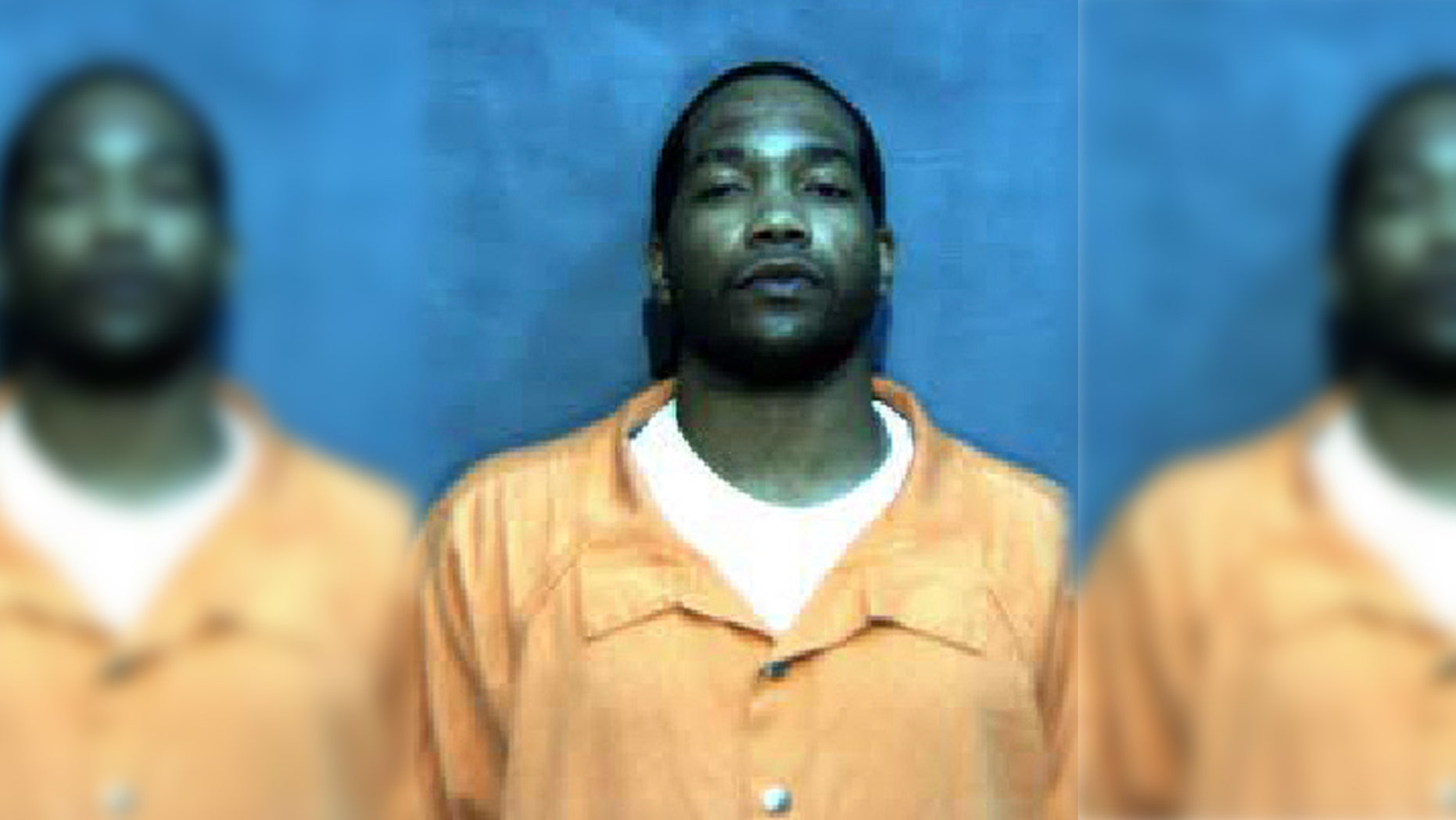 Kharon Davis who has been jailed for an alleged murder for the last 10 years without a trial.