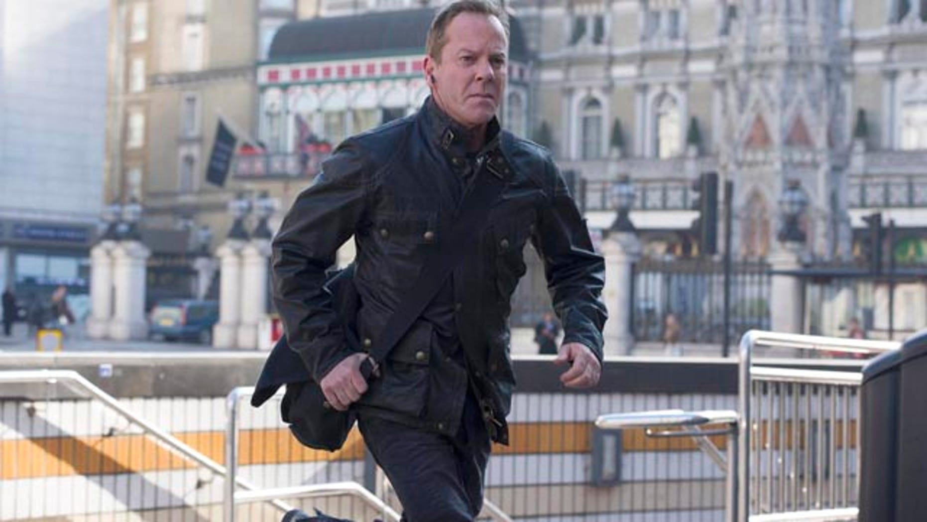 'JACK' OF ALL TRADES: Kiefer Sutherland as Jack Bauer of '24: Live Another Day' (Daniel Smith/FOX)