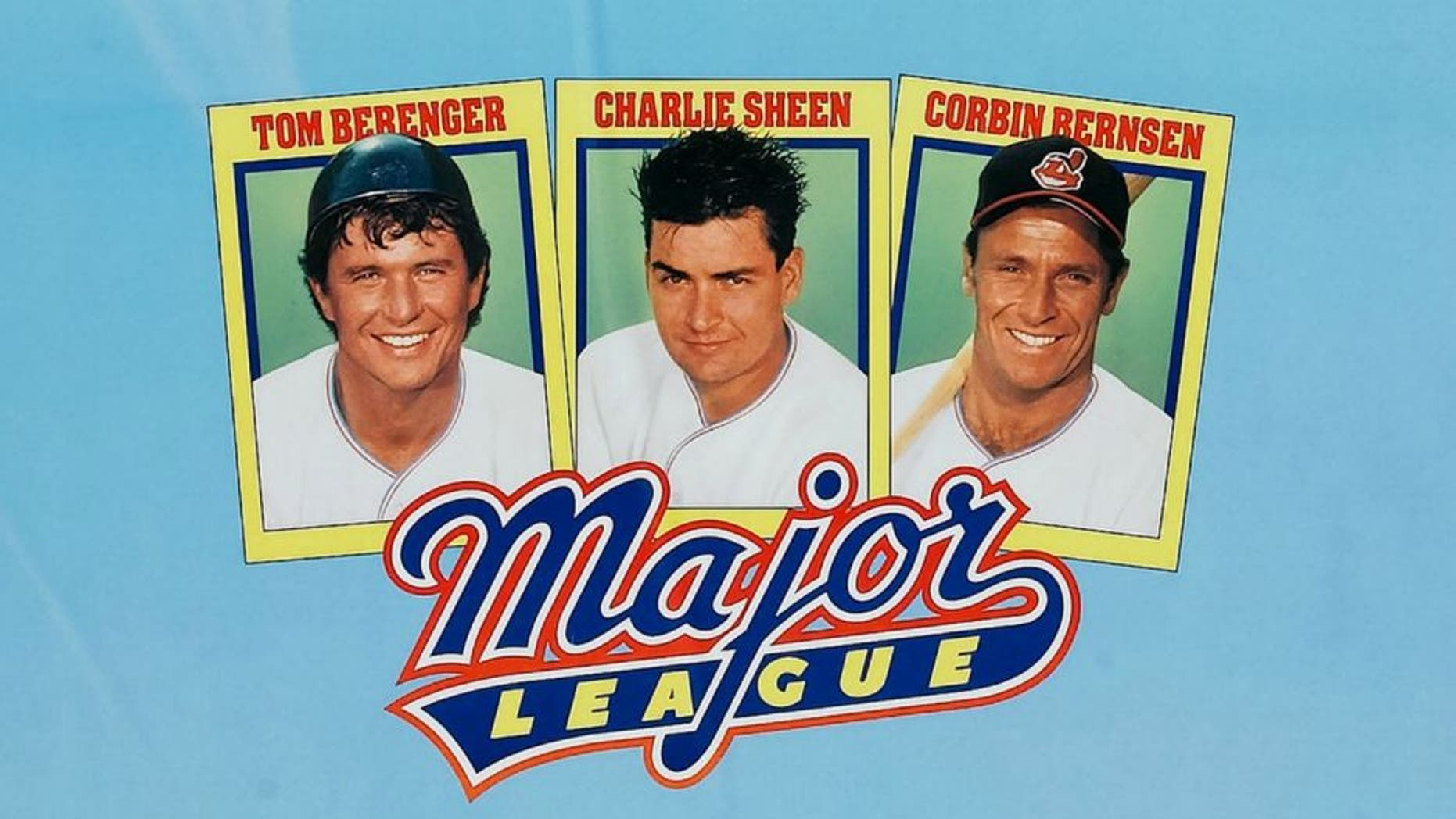 Poster for the movie 'Major League,' 1989. (Photo by Buyenlarge/Getty Images)