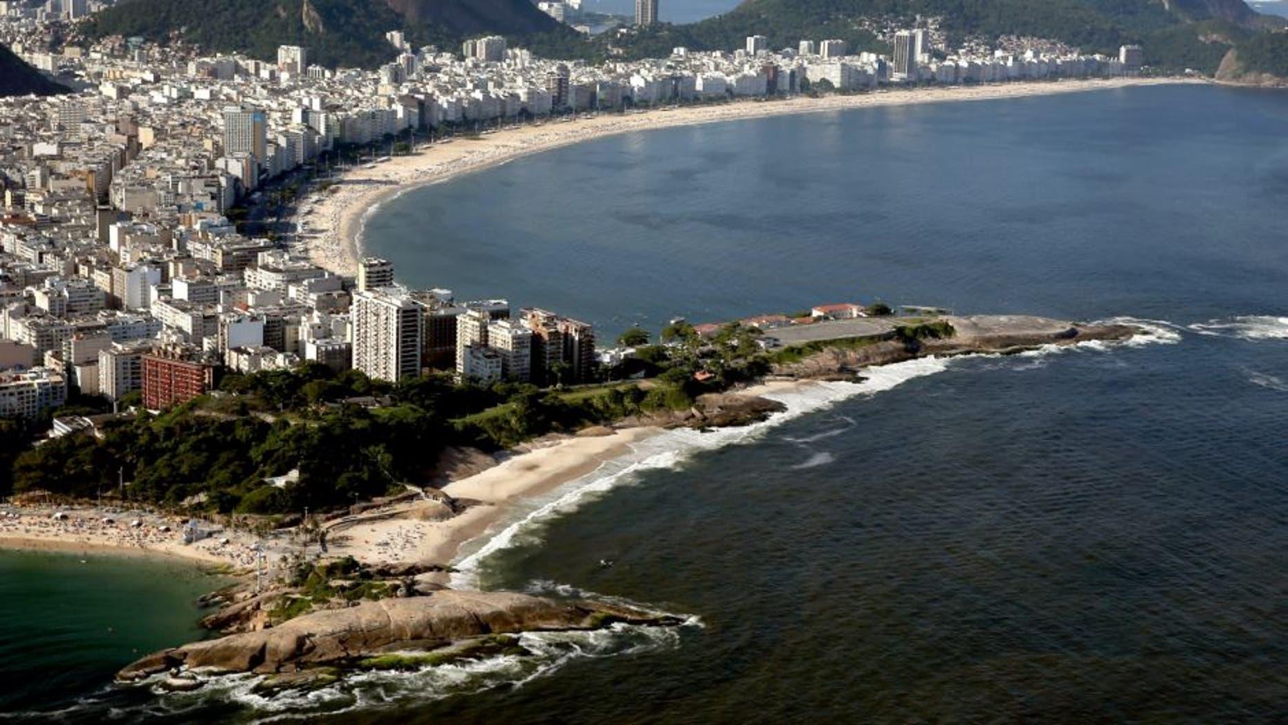 > on February 5, 2016 in Rio de Janeiro, Brazil.