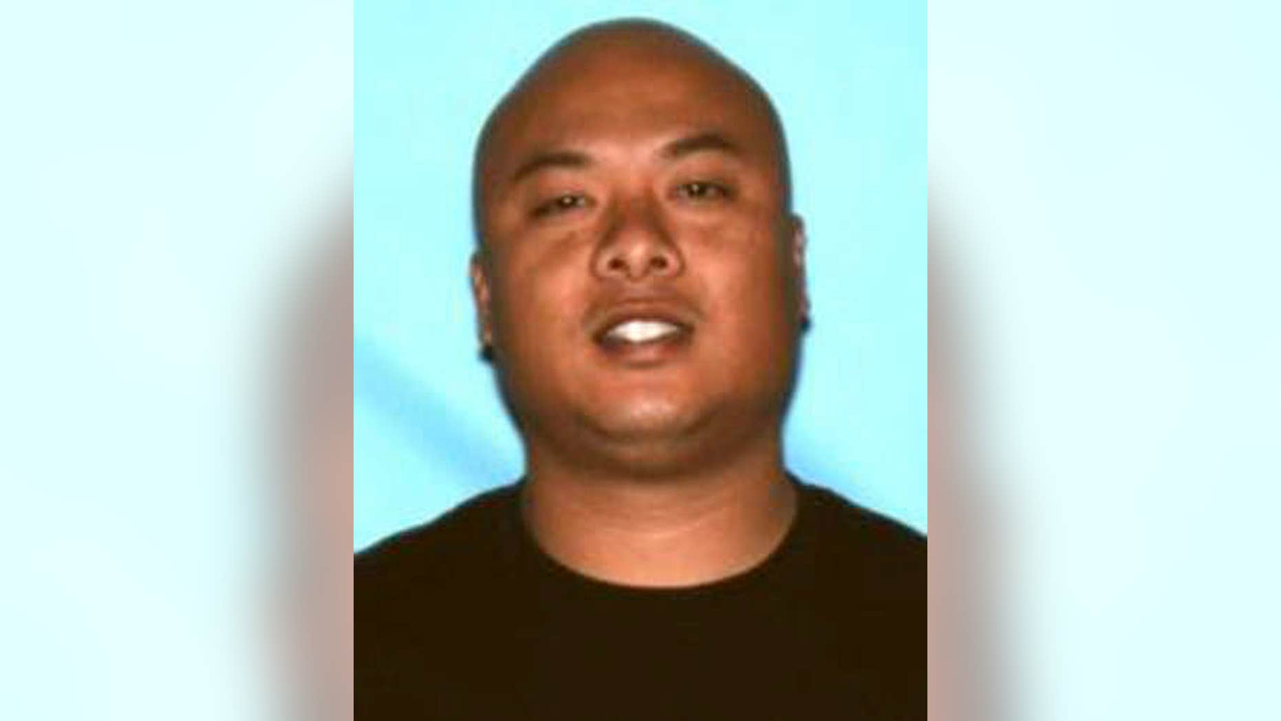 FILE - This undated file photo provided by the Honolulu Police Department shows Officer Jessie Laconsay.