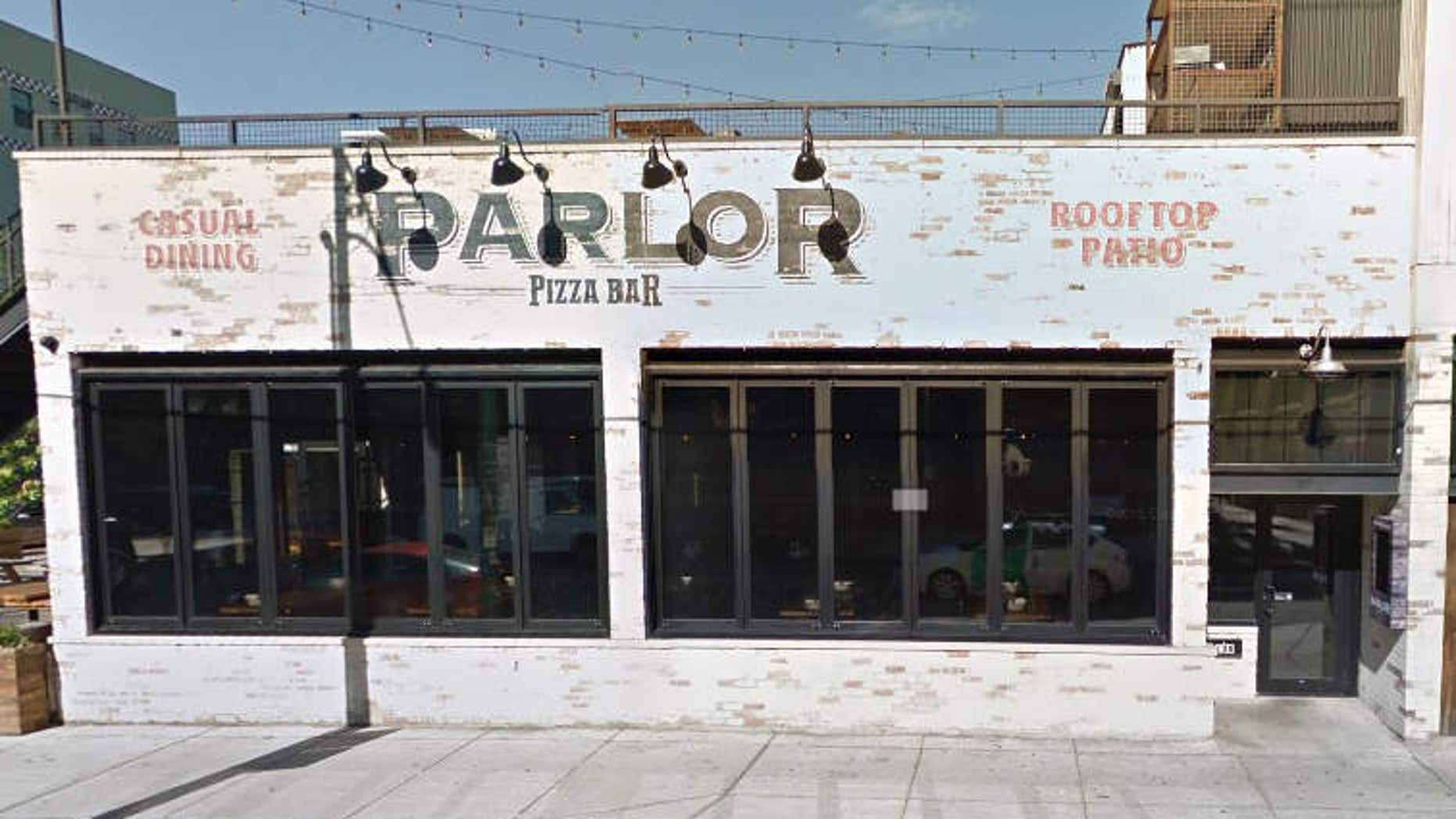 Parlor Pizza in Chicago.