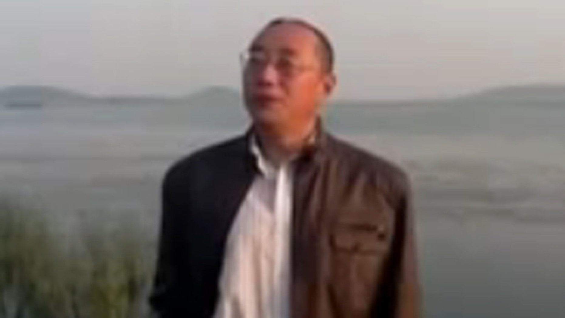 Chinese billionaire Wang Gongquan sings about the nature of love in this YouTube clip.