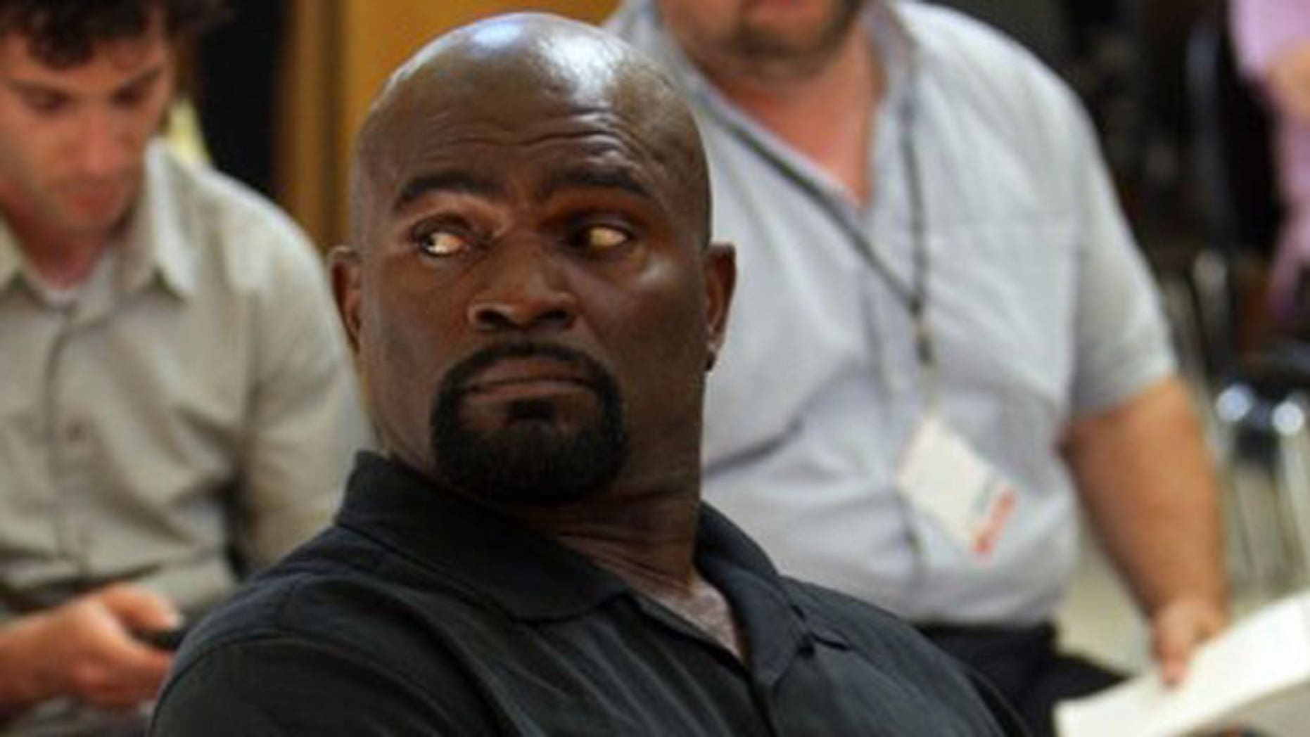 May 6: Former New York Giants football player Lawrence Taylor is arraigned in Ramapo Town Court in Ramapo, New York.