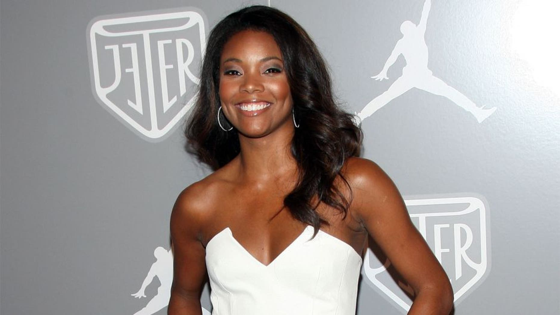 Actress Gabrielle Union celebrates Team Jordan athlete Derek Jeter during All-Star week at an exclusive party held at Marquee in New York City on July 14, 2008. (Photo by Jason Kempin/WireImage)