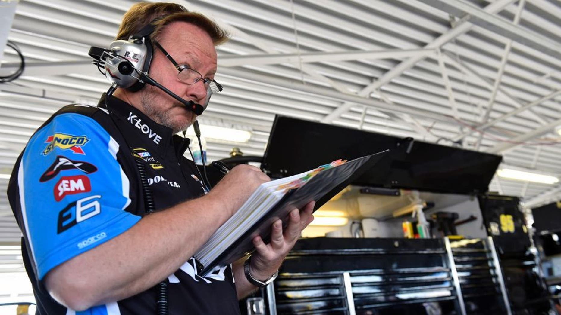 6-7 May, 2016, Kansas City, Kansas USA Dave Winston, Leavine Family Racing © 2016, Nigel Kinrade LAT Photo USA