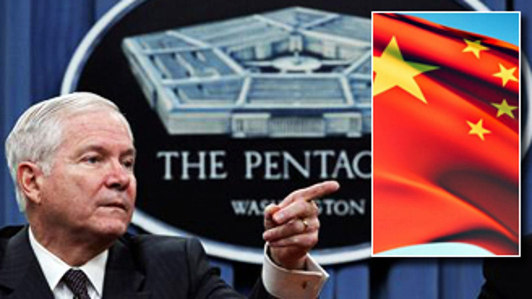 When 15 percent of the world's Internet traffic -- including the Pentagon, Defense Secretary Robert Gates office, the Senate and several U.S. government agencies — was redirected last April onto computer routers in China, it also may have left the sites vulnerable to surveillance — or worse.