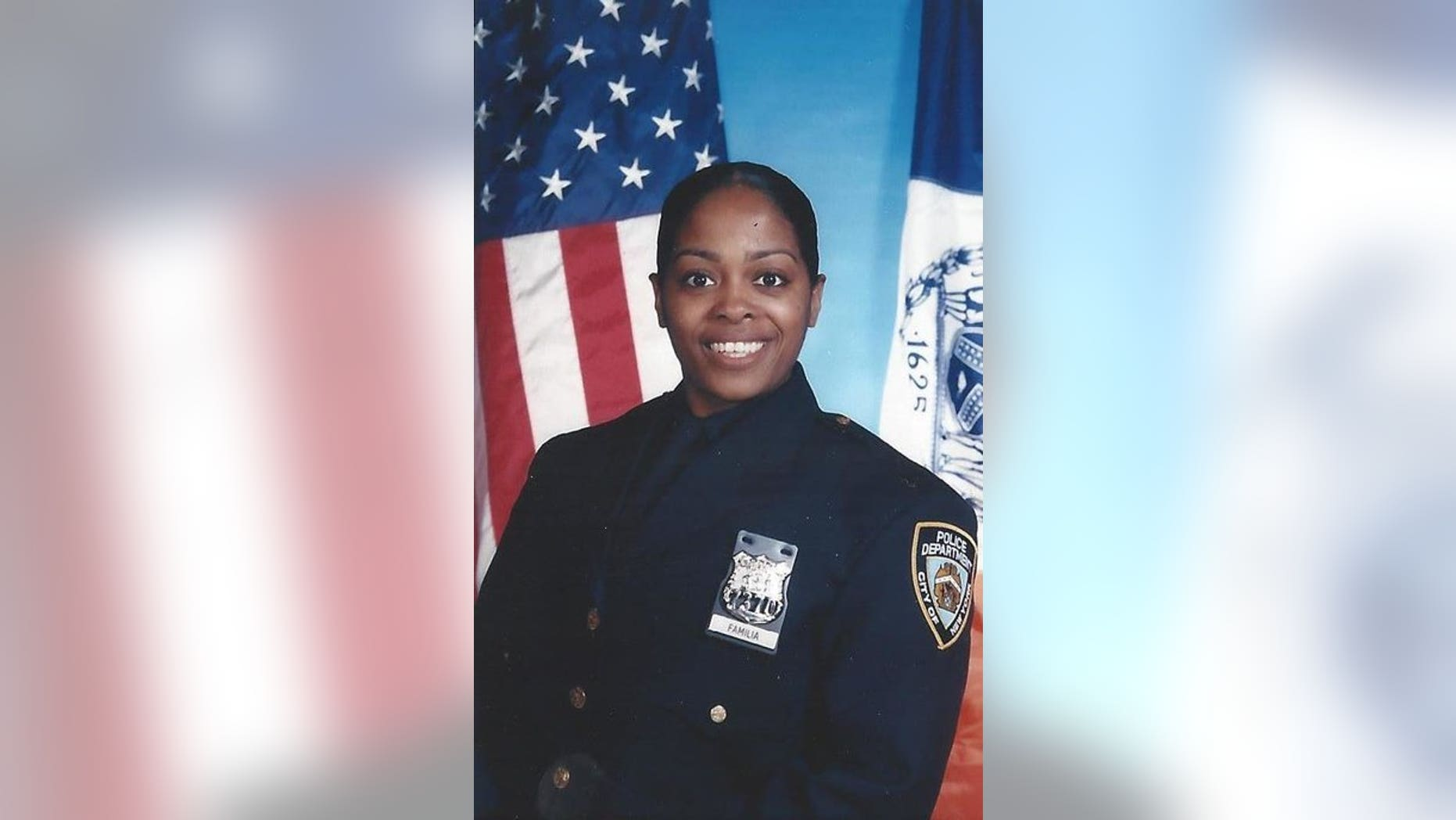 Officer Miosotis Familia. (New York Police Department)