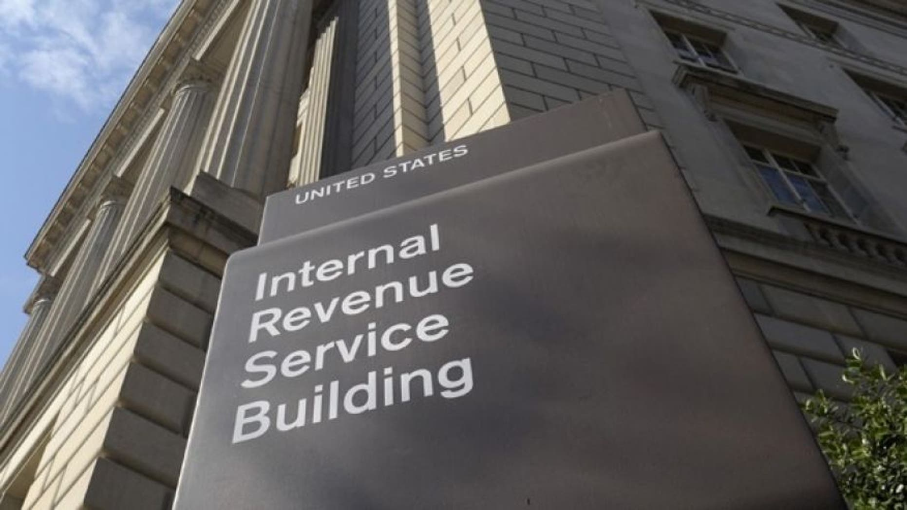 Most people only dream about giving the finger to the IRS, but authorities say a Washington state man actually did.