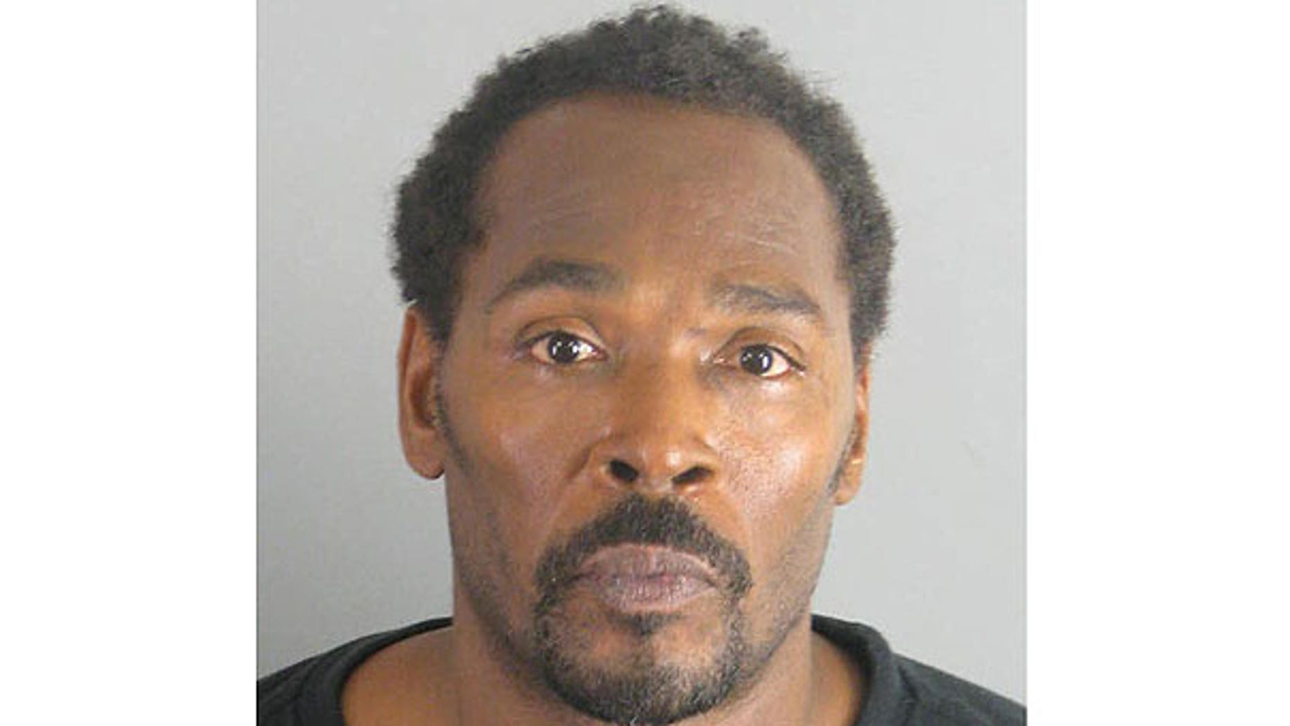 July 12: Rodney King, seen here in a booking handout photo provided by the Riverside County Sheriff's Department .