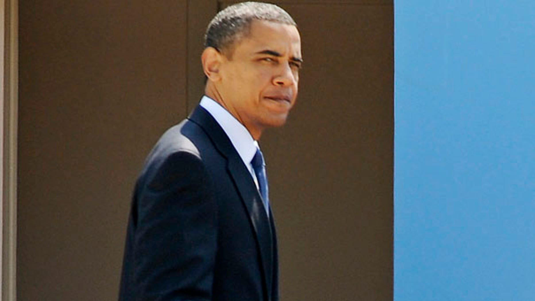 July 15: President Obama's job performance rating has dropped overall and hit a new low among Democrats.
