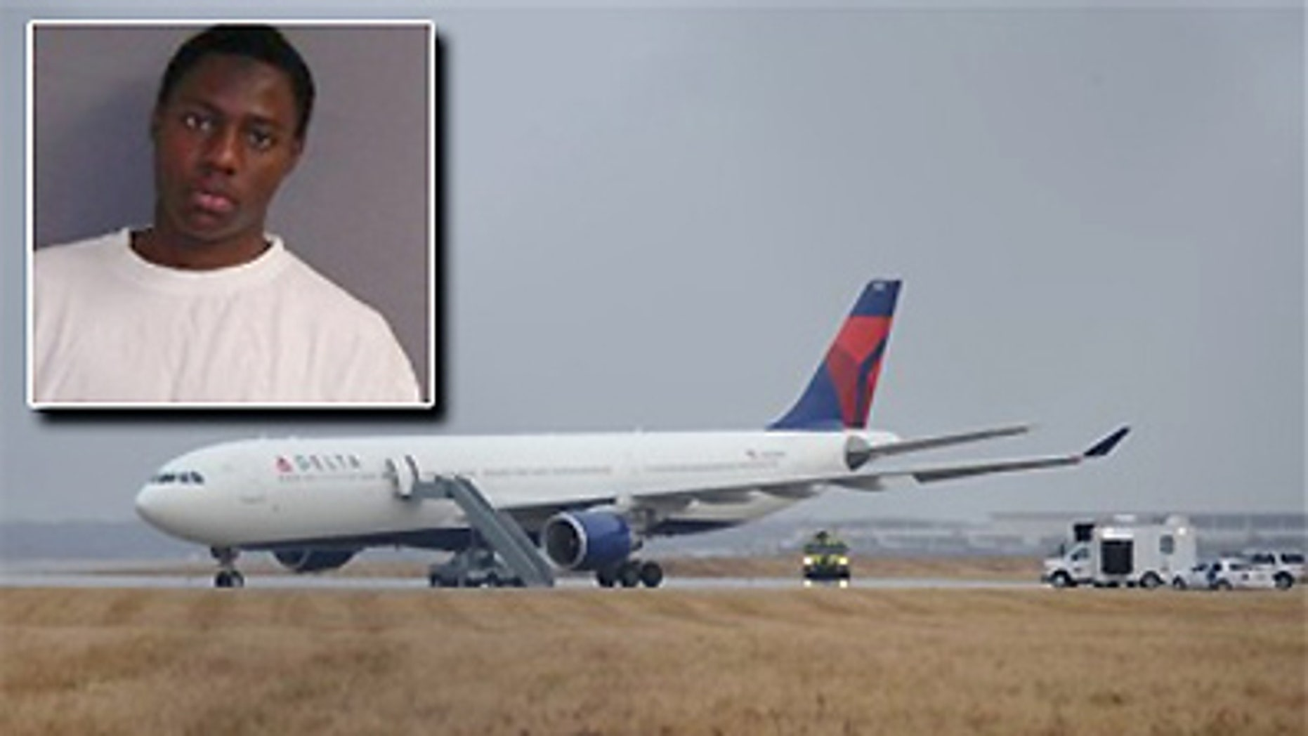 Abdulmutallab (pictured) is accused of trying to set off a bomb hidden in his underwear aboard a flight from Amsterdam to Detroit last year.