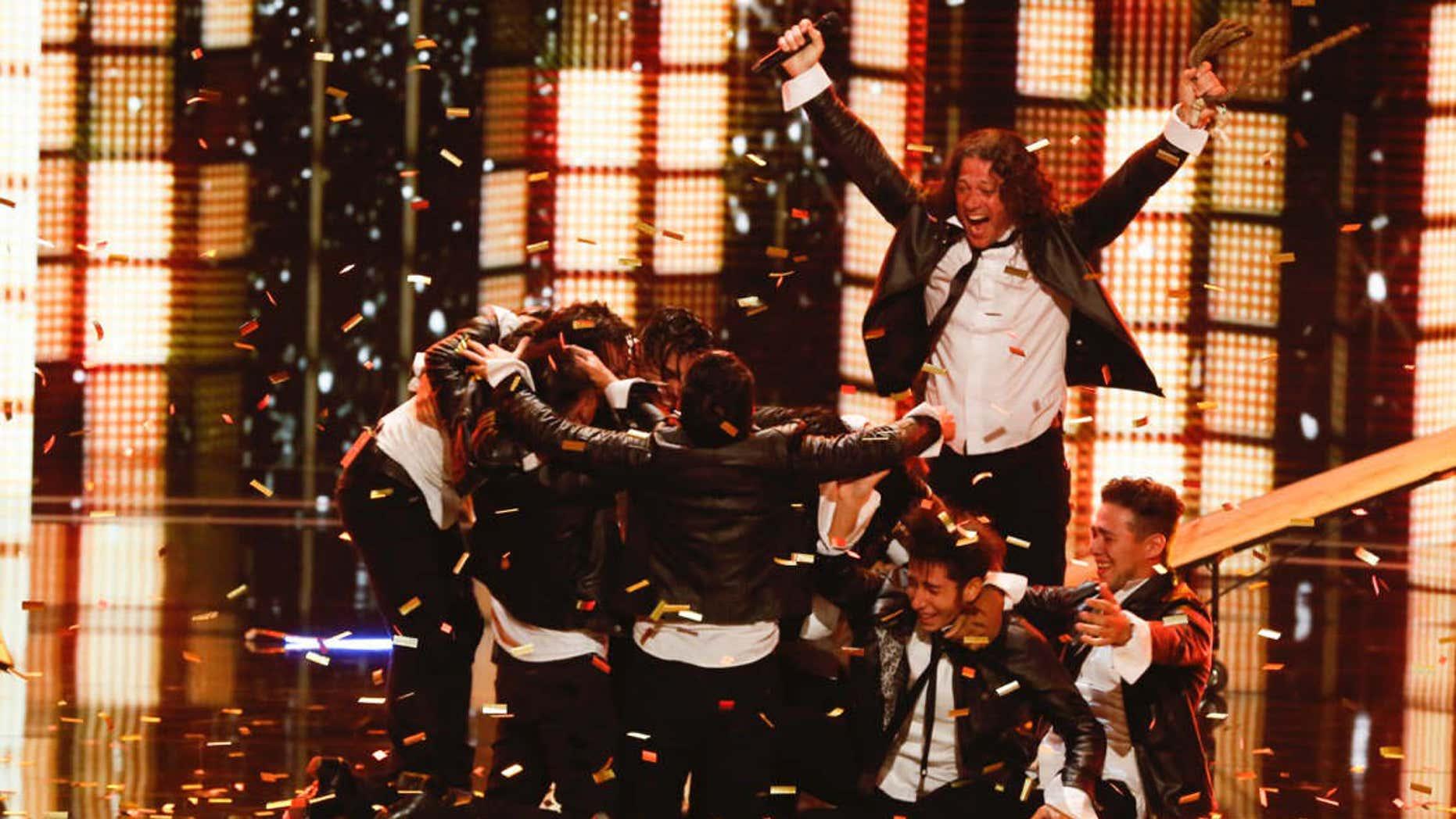 """America's Got Talent"" on NBC"