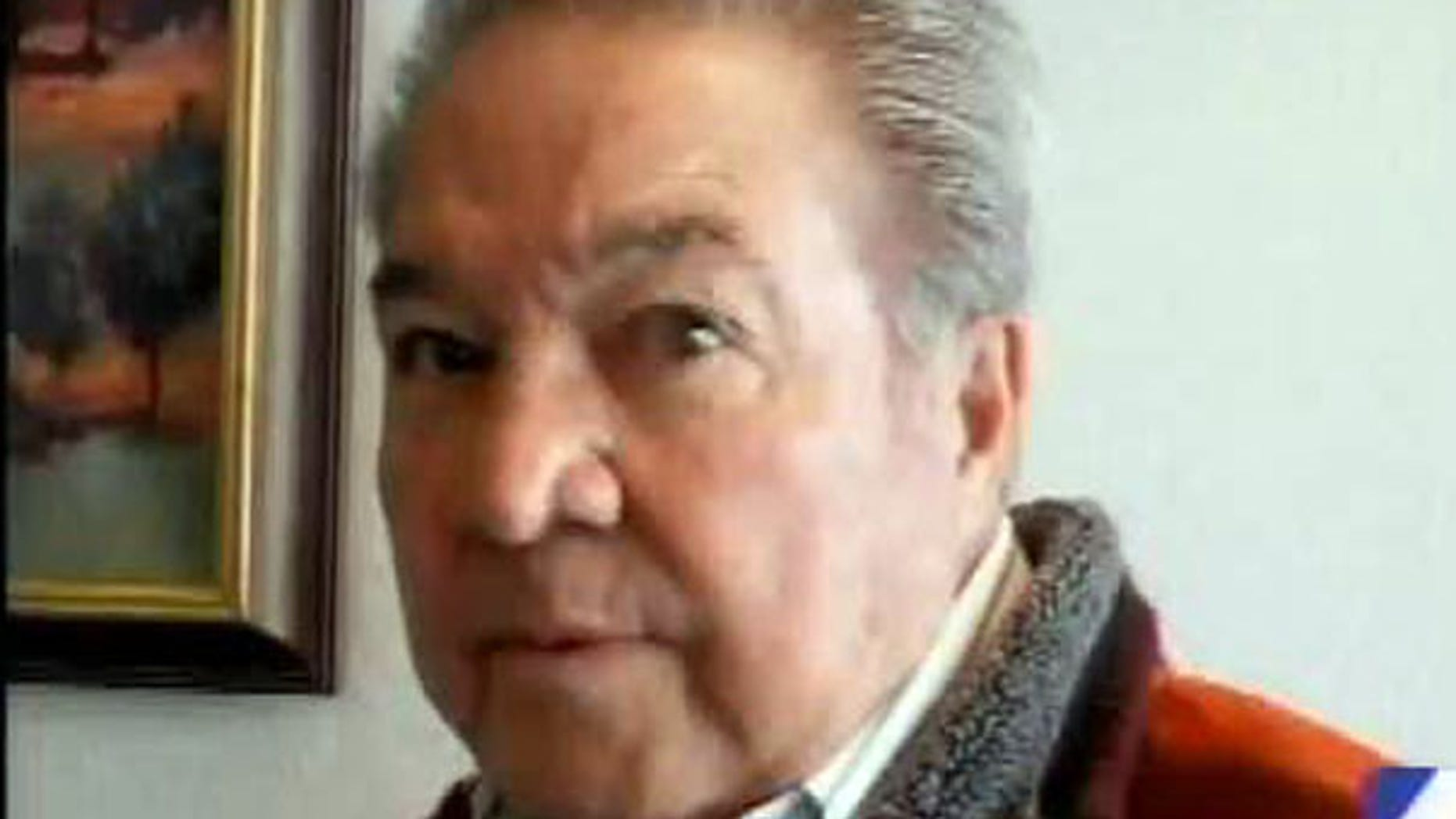 Harry Mendoza, 78, is mayor of Gallup, New Mexico.