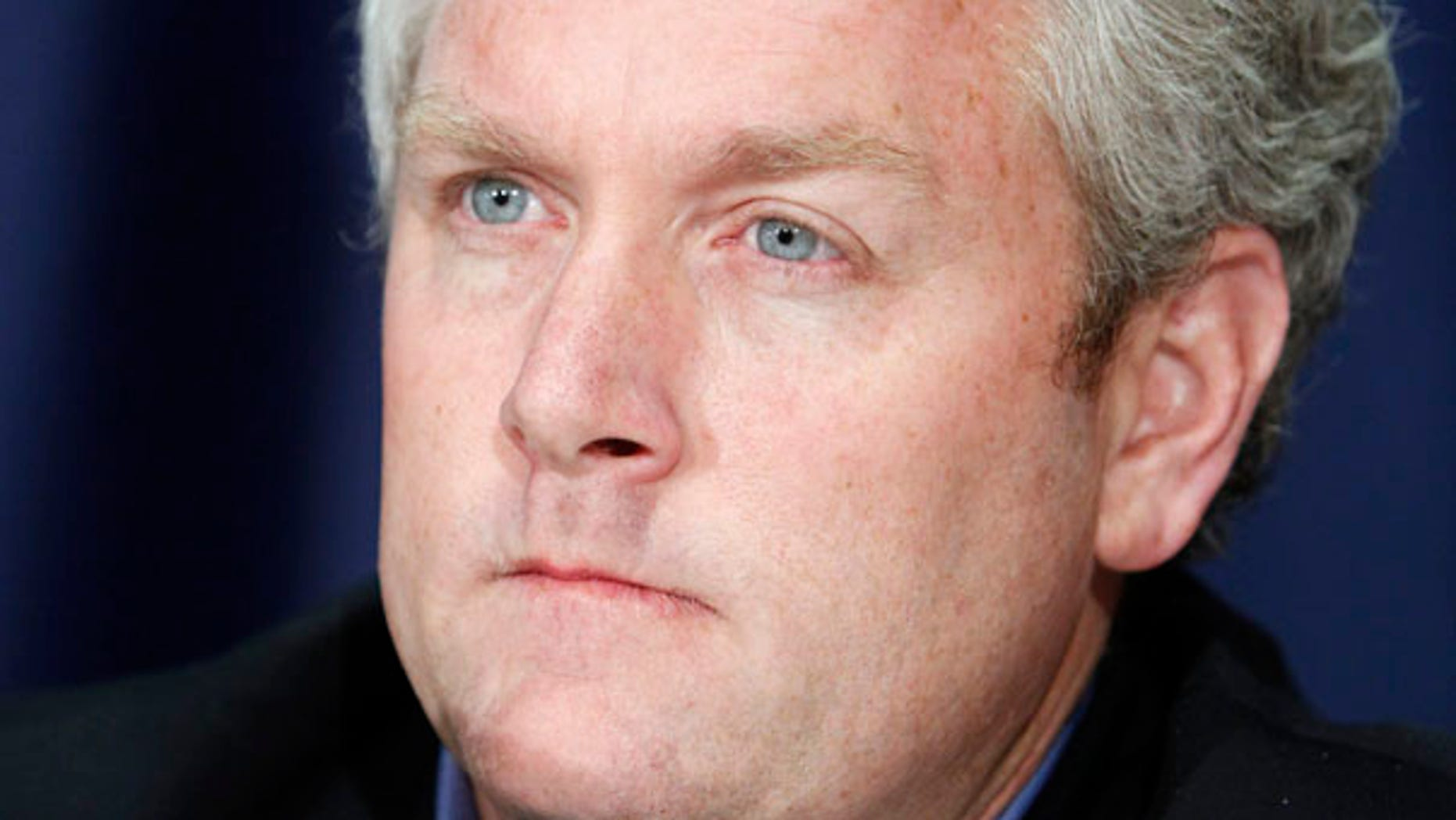 FILE: Conservative blogger Andrew Breitbart