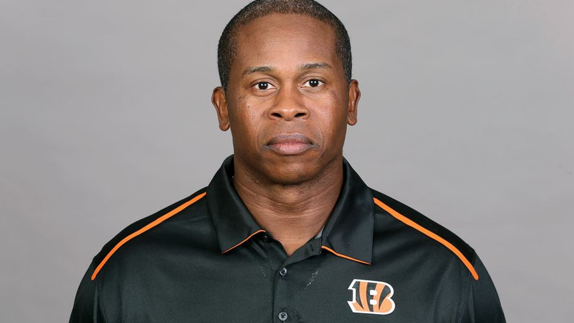 This is a 2015 photo of Vance Joseph of the Cincinnati Bengals NFL football team. This image reflects the Cincinnati Bengals active roster as of Thursday, May 7, 2015 when this image was taken. (AP Photo)