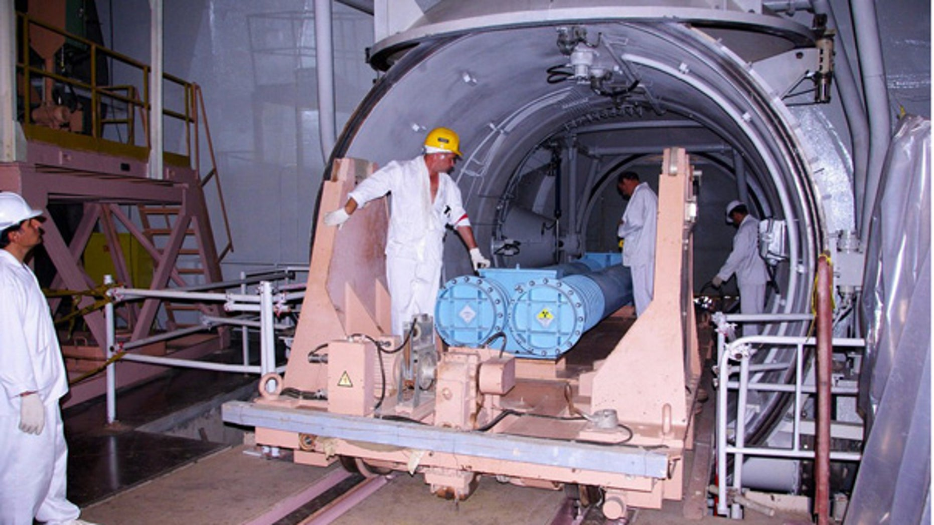 Aug 21: The first fuel is loaded into the reactor building at the Russian-built Bushehr nuclear power plant in Iran.