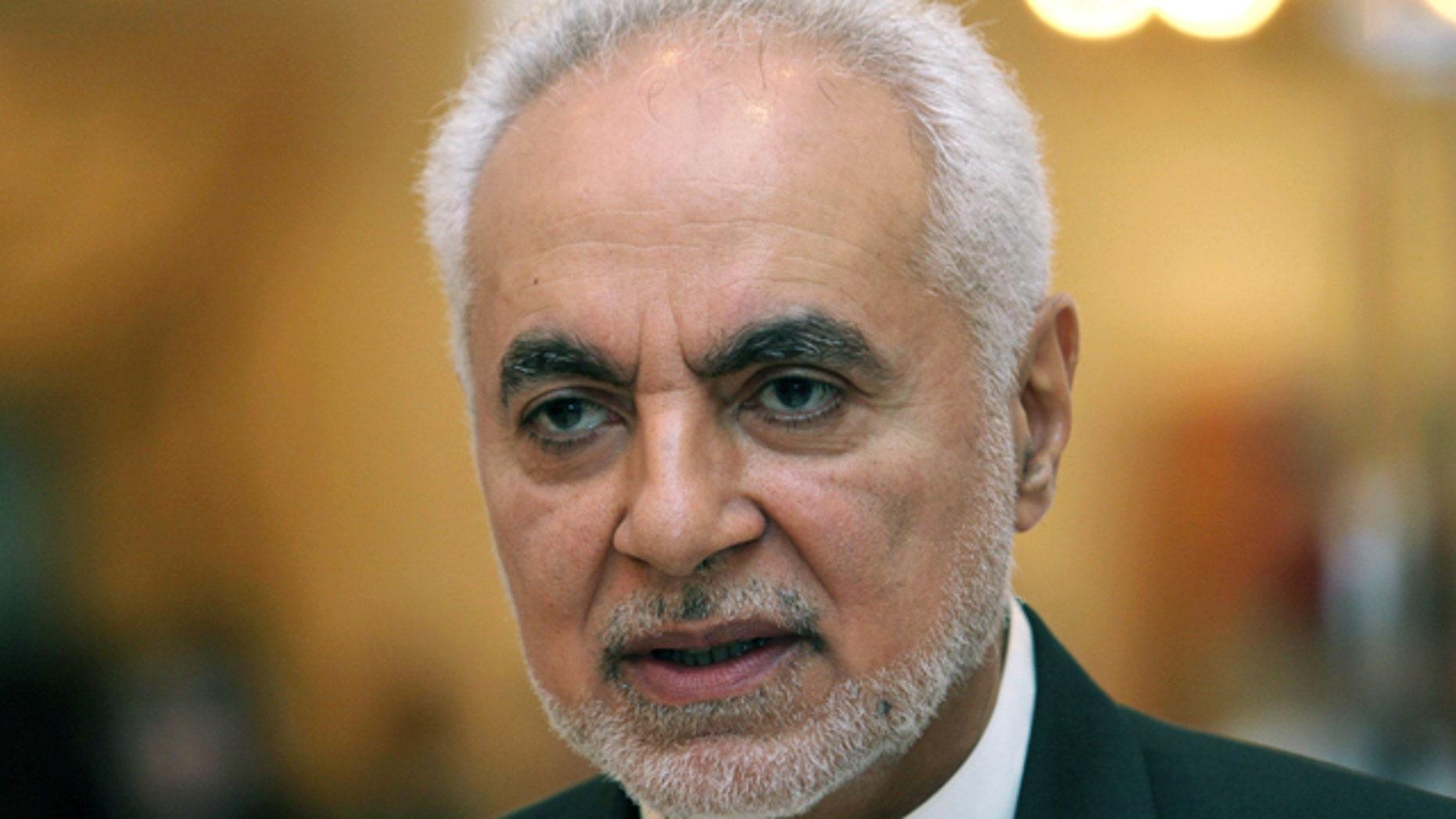 FILE: Imam Feisal Abdul Rauf
