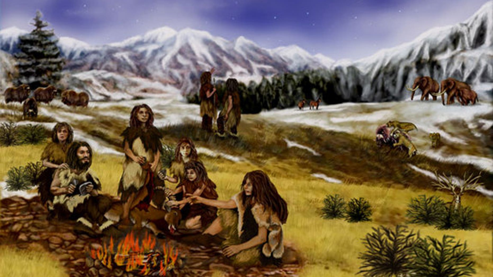 Modern North Africans carry genetic traces from Neanderthals, suggesting their ancestors, too, interbred with humanity's closest known extinct relatives, report scientists online Oct. 17, 2012, in the journal PLoS One.