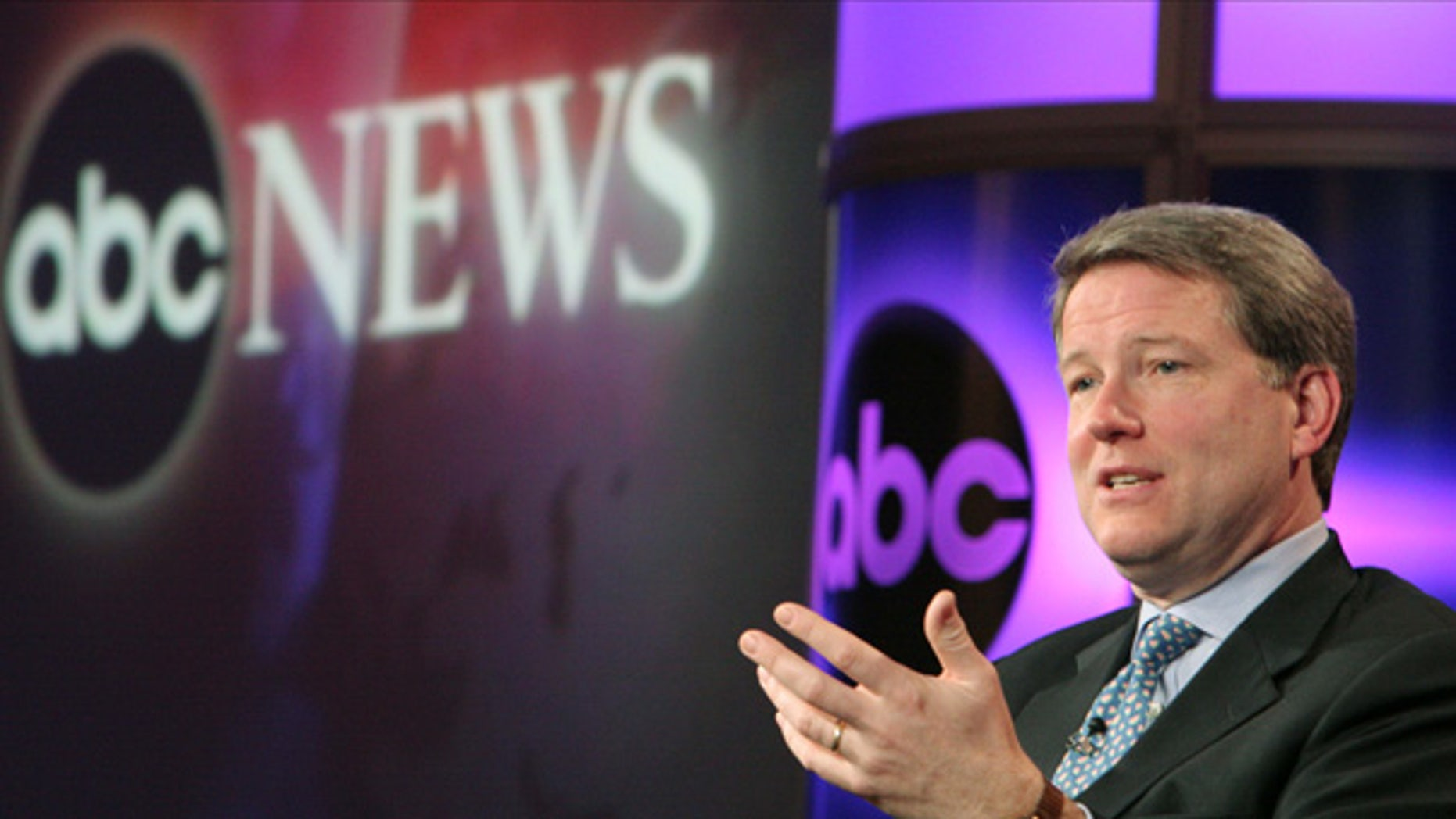 ABC News chief David Westin said in a memo to his staff on Monday that he is stepping down at the end of the year after more than 13 years on the job.