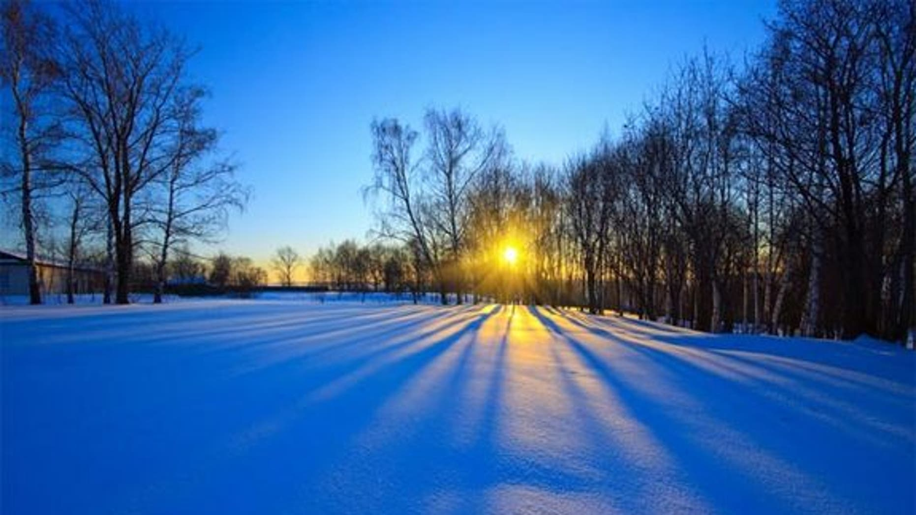 The winter solstice marks the shortest day of the year, when the sun is at its lowest point in the sky in the Northern Hemisphere.