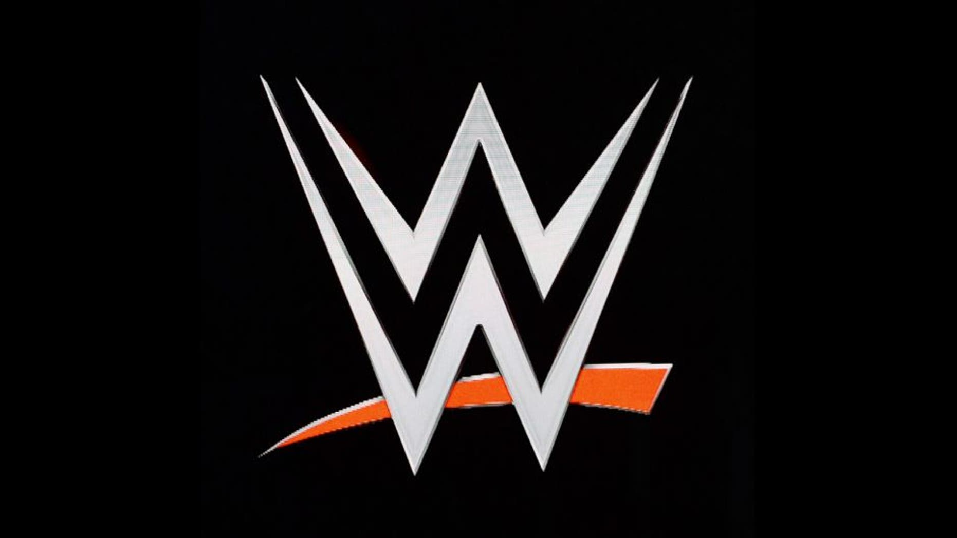 LAS VEGAS, NV - JANUARY 08: The logo for the WWE Network is displayed on a screen after it was announced during a news conference at the 2014 International CES at the Encore Theater at Wynn Las Vegas on January 8, 2014 in Las Vegas, Nevada. The network will launch on February 24, 2014 as the first-ever 24/7 streaming network, offering both scheduled programs and video on demand. The USD 9.99 per month subscription will include access to all 12 live WWE pay-per-view events each year. CES, the world's largest annual consumer technology trade show, runs through January 10 and is expected to feature 3,200 exhibitors showing off their latest products and services to about 150,000 attendees. (Photo by Ethan Miller/Getty Images)