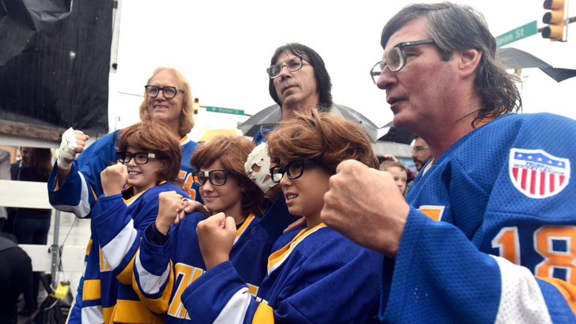 NHL turns town made famous by 'Slap Shot' into 'Hockeyville