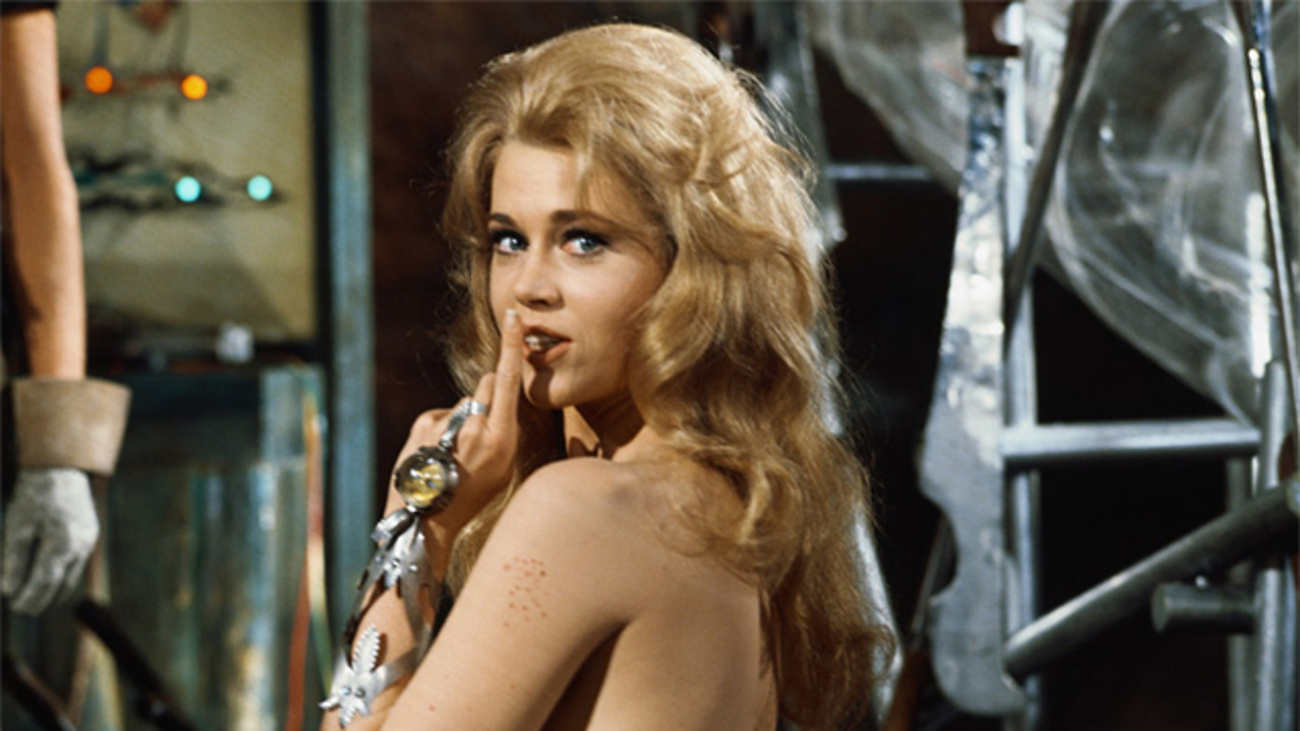 Despite what Jane Fonda might have you believe in the 1968 sci-fi flick Barbarella, space sex is sort of a drag.