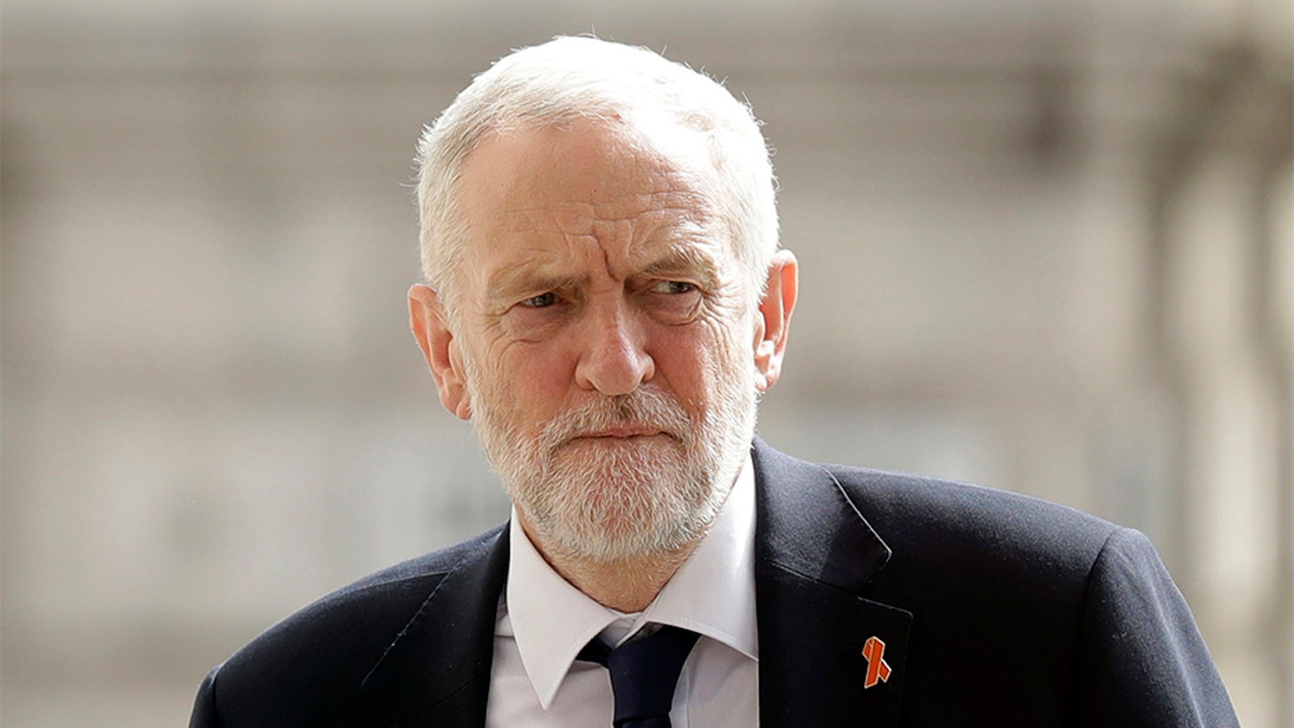 Britain's opposition Labour party leader Jeremy Corbyn was ripped by Israel Monday after photos surfaced showing him laying a wreath at the grave site of a terrorist group behind the 1972 Munich Olympics attacks.
