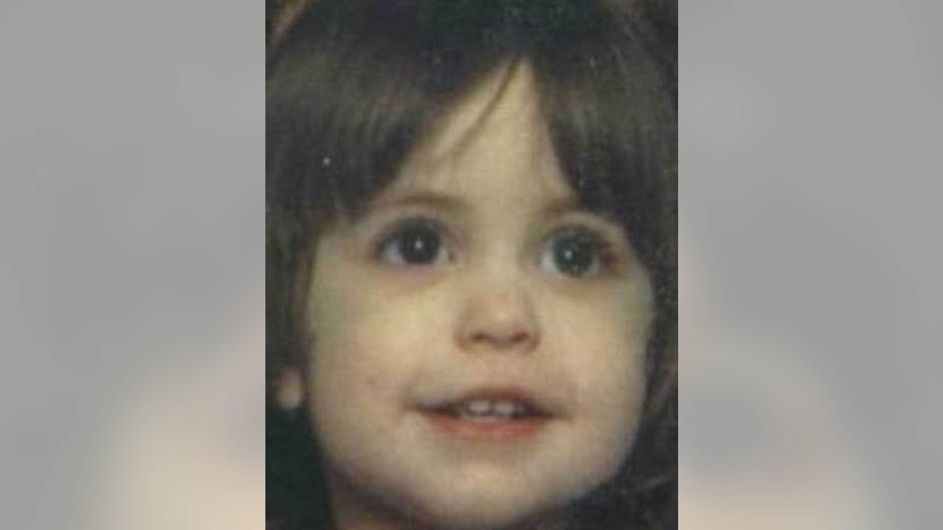 File photo of Rebecca Riley.