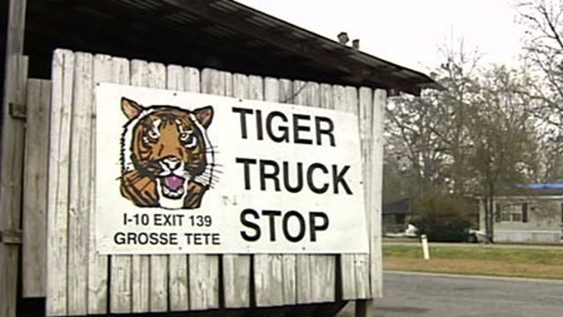 Activists and a truck-stop owner are battling it out over the fate of Tony the Tiger, a roadside attraction in Grosse Tete, La.