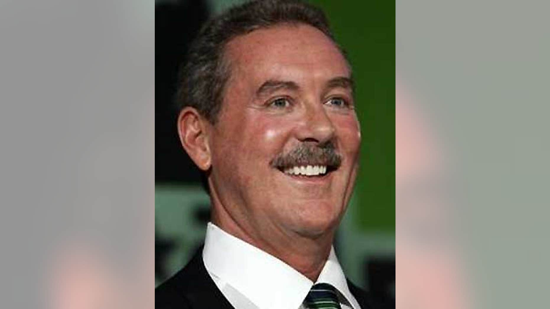 June 11, 2008: Sir R. Allen Stanford, poses for photos in London. Federal regulators on Feb. 17, 2009 charged Stanford with 'massive fraud.'