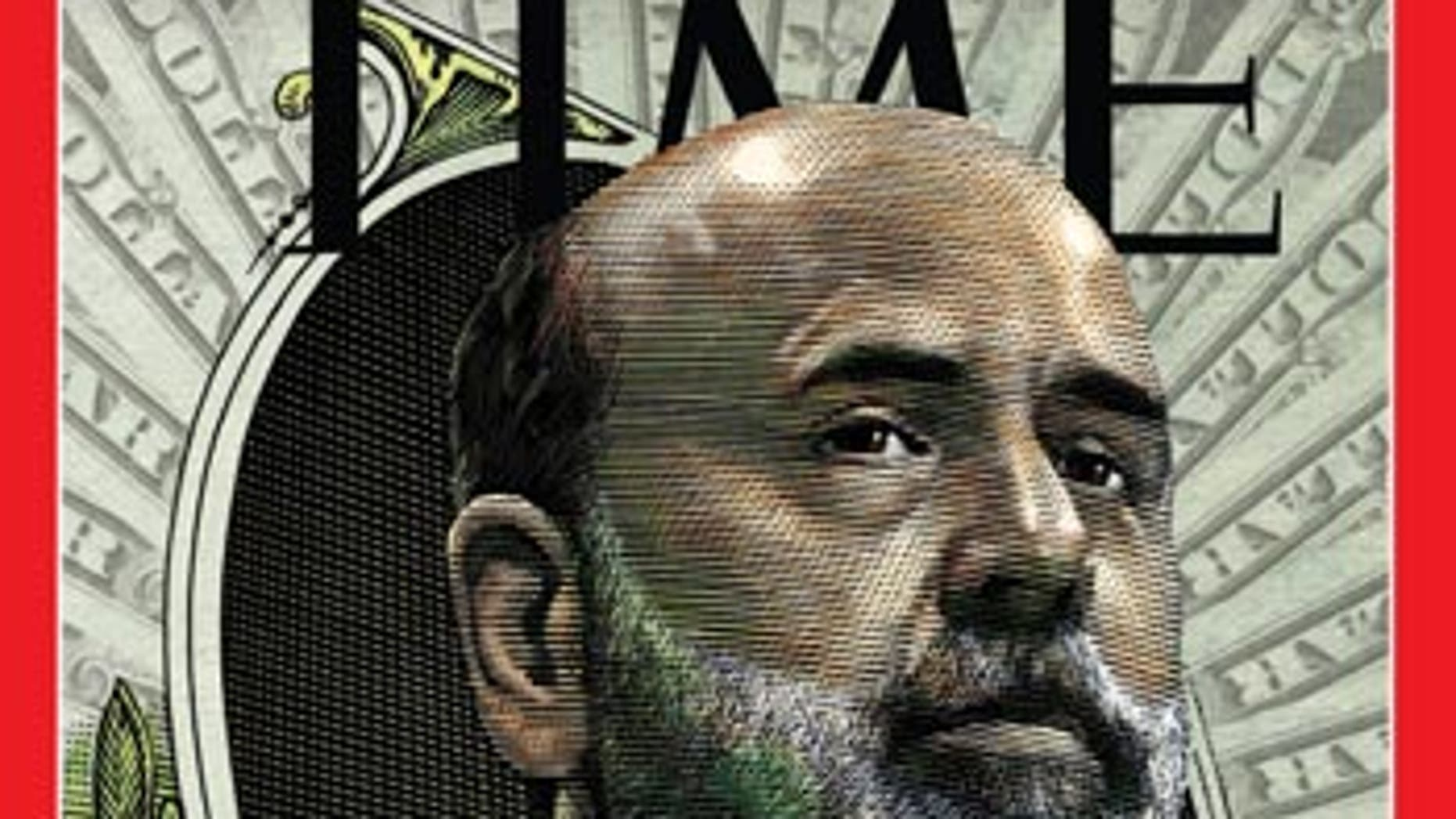 "Should Ben Bernanke have been Time's ""Person of the Year""?"
