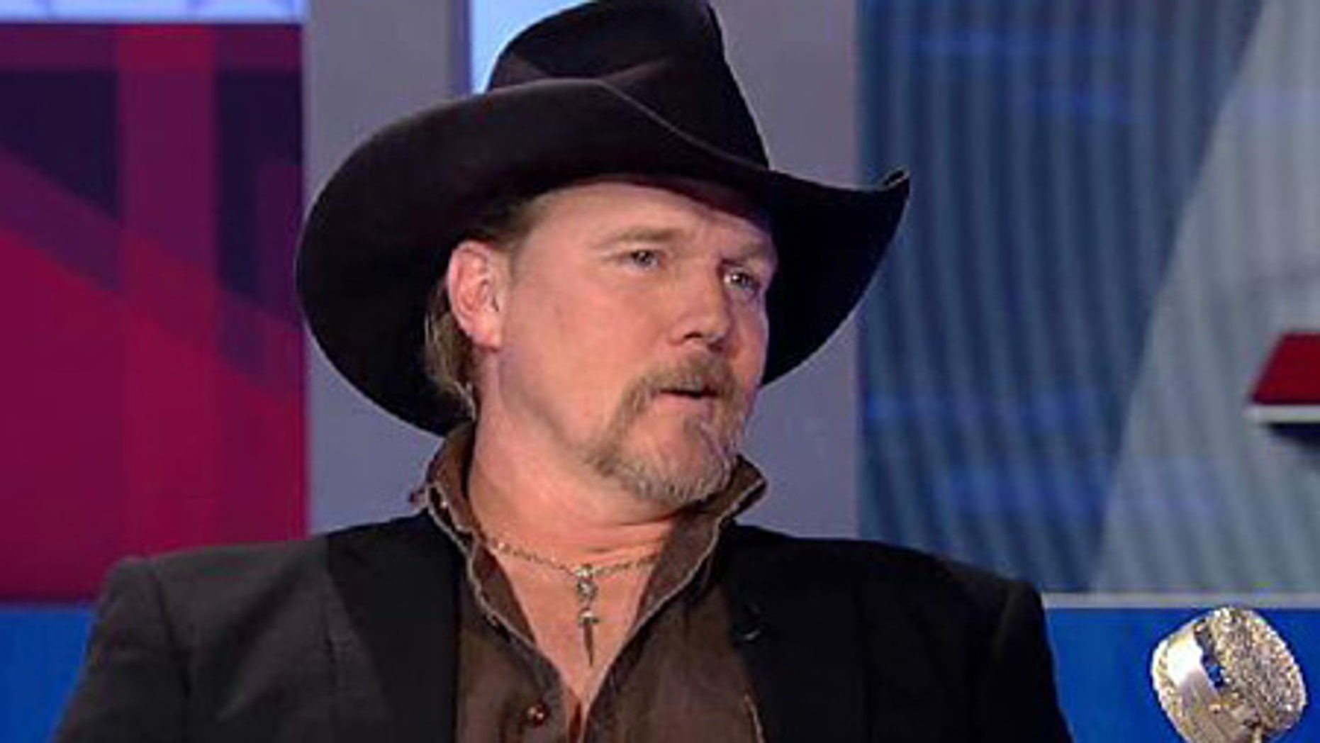 Country superstar Trace Adkins