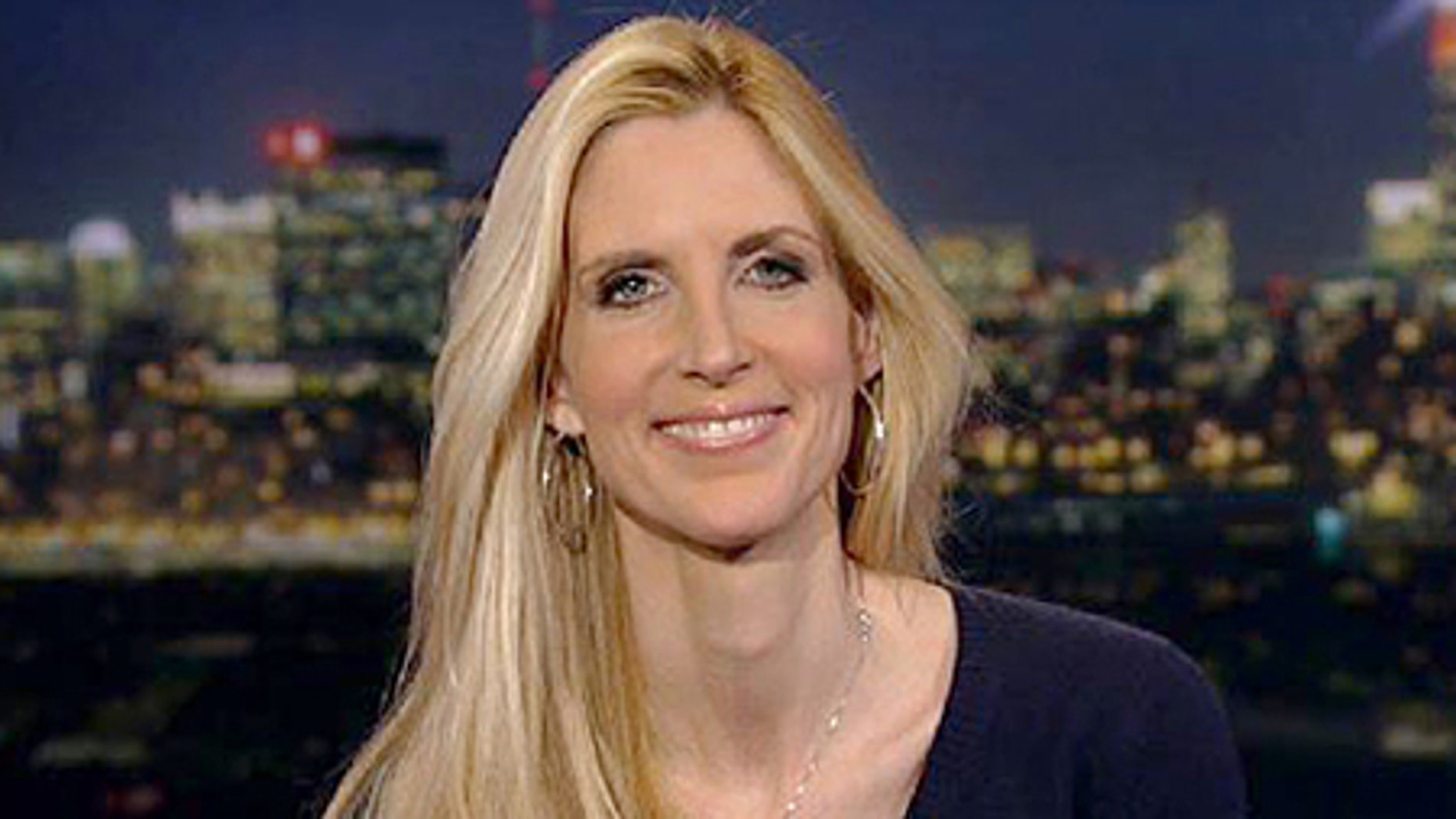 Ann Coulter, author of 'Guilty'